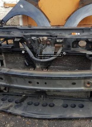 Усилитель бампера Панель передняя телевизор Mazda 3 BL 2009-20...