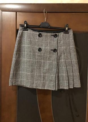 Актуальная брендовая юбка yessica на наш 48-50. супер!