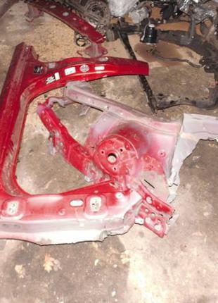 Четверть ланжерон порог перегородка Mazda 6 GJ 2013 2018 униве...