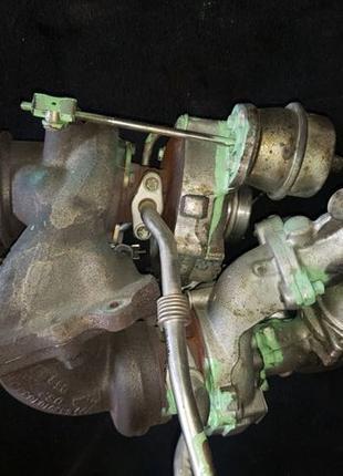 Турбина mercedes sprinter W639 W212 VITO 2.2 ИДЕАЛ A651