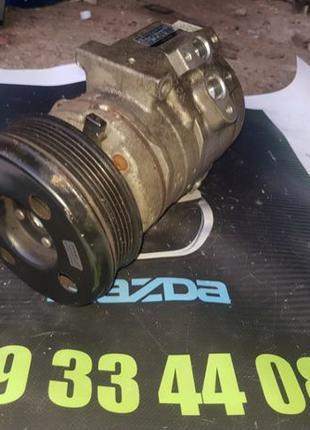 Компрессор кондиционера Mazda МПВ MPV 2,3 бензин HFC 134a