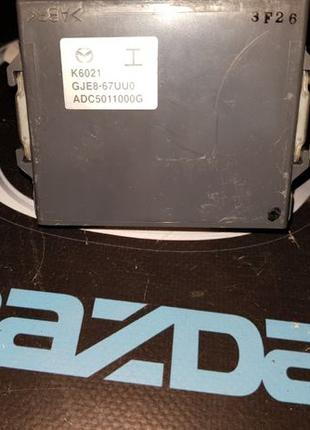 МОДУЛЬ PDC парктроника MAZDA 6 GJ 12-16 GJE867UU0 K6021
