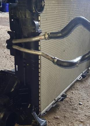 Комплект радиаторов MERCEDES-BENZ W212 2013 2014 2015 2016