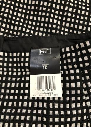 Актуальная юбка-карандаш, футляр от бренда f&f с этикеткой. су...