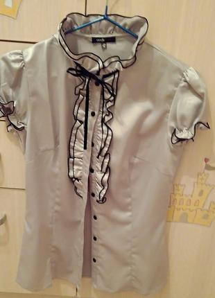 Очень красивая блуза оodji 36р.