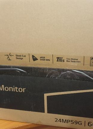 Монитор LG 24MP59G-P (75 герц)