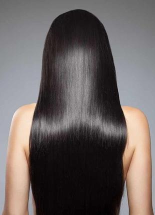 Волосы натуральные -  трессы - 100 грамм - 2 шт  95х50 и 95х40см