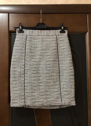 Актуальная юбка-карандаш от бренда h&m на наш 46. супер!