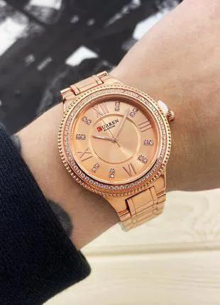 Curren 9004 часы