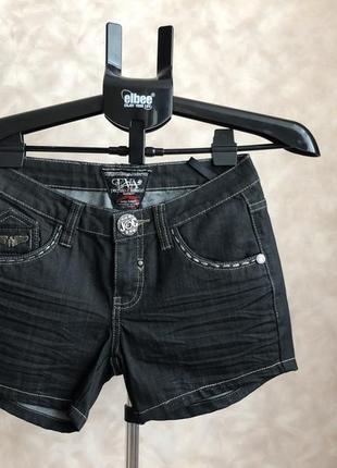 Итальянские фирменные джинсовые шорты eva peccalo на наш 44. с...