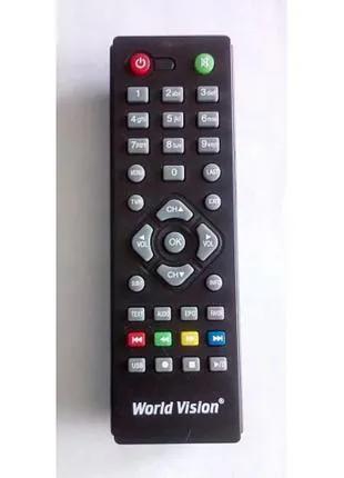 Пульт T2 World Vision T37