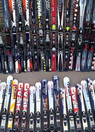 Новые и Б/У лыжи с Австрии