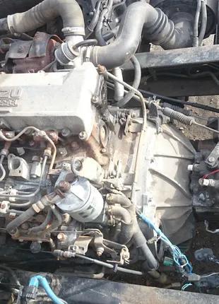 Разборка грузовиков Исузу NQR