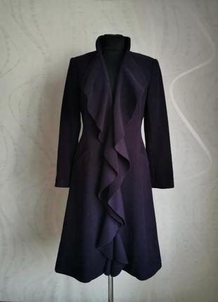 Оригинальная модель пальто, шерстяное monsoon новое