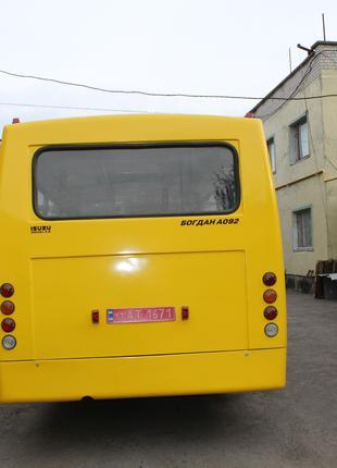 Капитальный кузовной ремонт автобусов Богдан Эталон Паз Yutong