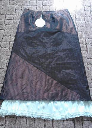 Италия дизайнерская юбка mariella burani