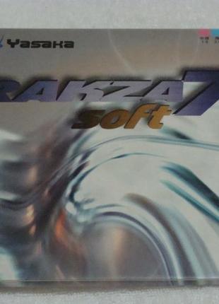 Накладки YASAKA Rakza 7 7 soft