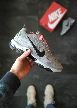 Nike mercurial 97 мужские кроссовки серые