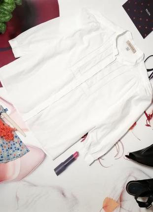 Рубашка see by chloe, 100% хлопок-батист, размер 14/42
