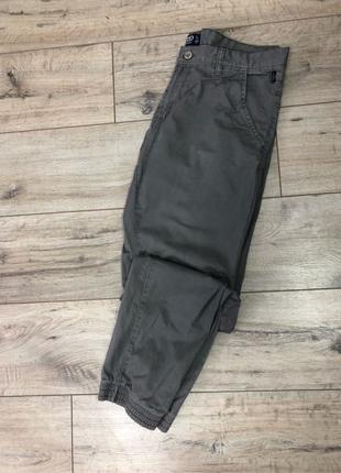 штани - джинси  на резинці