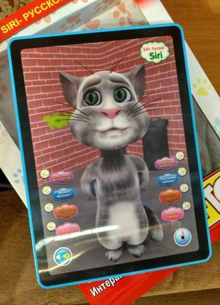 Говорящий кот том интерактивная игрушка