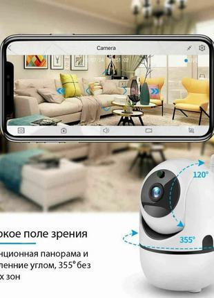 Камера видеонаблюдения CAMERA IP Y13G - беспроводная поворотная