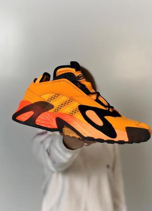 🏀мужские кроссовки адидас🏀adidas orange str.