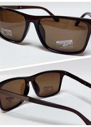 Мужские очки солнцезащитные с поляризацией