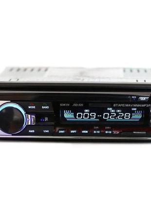 Автомагнитола JSD-520BT с USB и Bluetooth