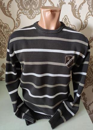 Westbury мужской полосатый свитер
