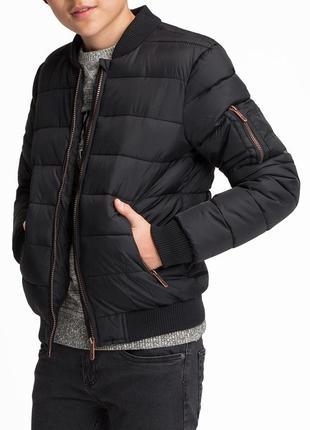 Новая дутая куртка с&a германия