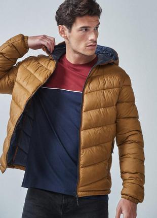 Новая стеганая куртка next