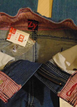 Новые джинсы zy kids