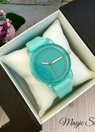 Часы Adidas 5 цветов