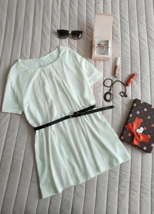 Воздушная блуза, футболка (100% хлопок)