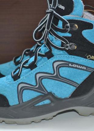 Lowa innox gtx 27р ботинки ботиночки демисезон gore-tex