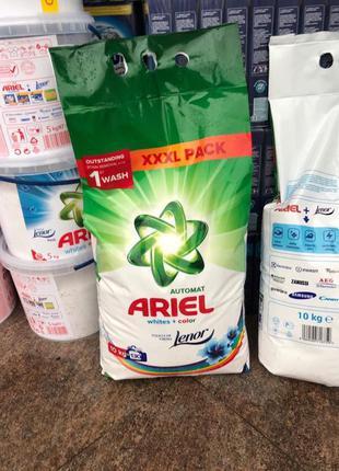 Ariel, Persil 10 кг, 6 кг , 5 кг! сухой порошок , пакет