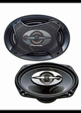 Автомобильная акустика колонки Pioneer TS-A6972E 6x9 овалы (600W)