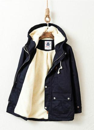 Новая куртка/парка