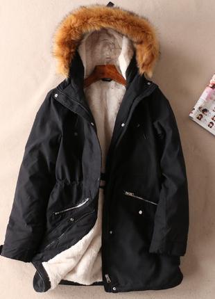 Качественная зимняя парка/куртка lcw casual