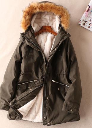 Новая зимняя парка/куртка lcw casual