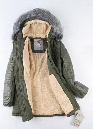 Новая зимняя парка/куртка penguin happy