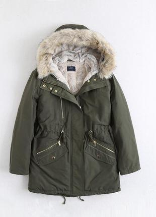 Новая фирменная зимняя парка/куртка marks & spencer