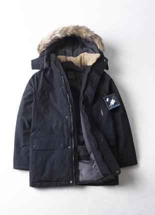 Куртка на зиму g-srat raw