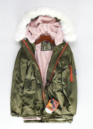 Новая зимняя парка/куртка blaeksphce
