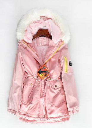 Новая фирменная зимняя парка/куртка blaeksphce