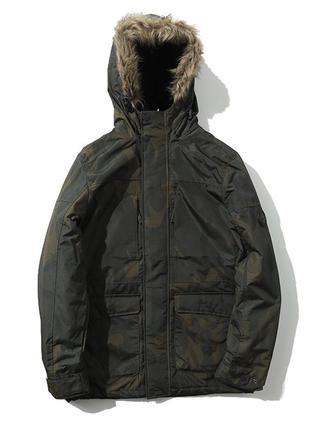 Оригинальная куртка f&f(милитари)