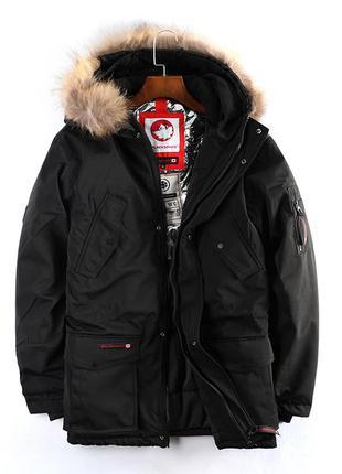 Новая зимняя парка/куртка blaeksphce (-20)