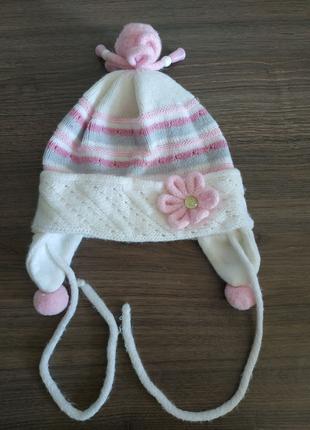 Весенняя шапка Grans Польша, 46-48 размер