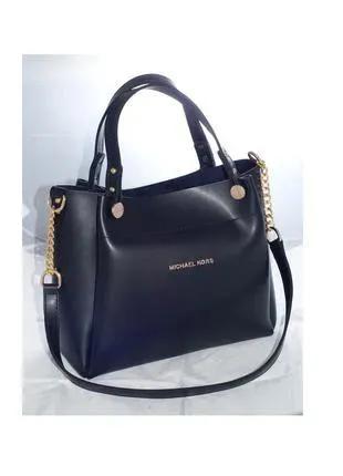 Женская сумка Mісhаеl Коrs (в стиле Майкл Корс), черная